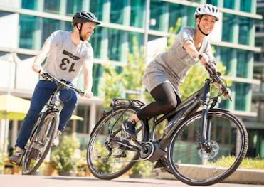 電動自行車, E-Bike, 電池