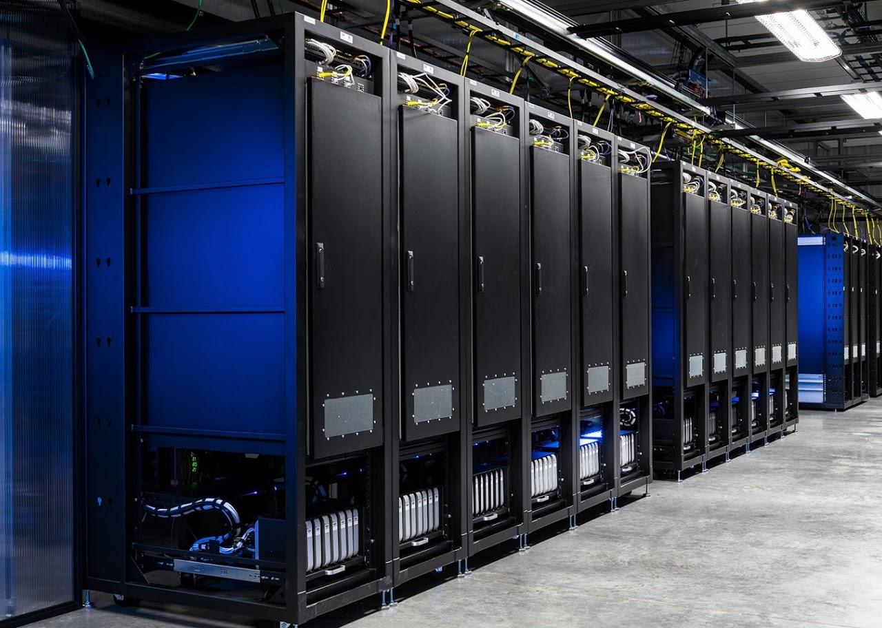 伺服器,臉書,微軟,亞馬遜,Google,資料中心,雲端,5G,IaaS,UBER,Netflix,bytedance