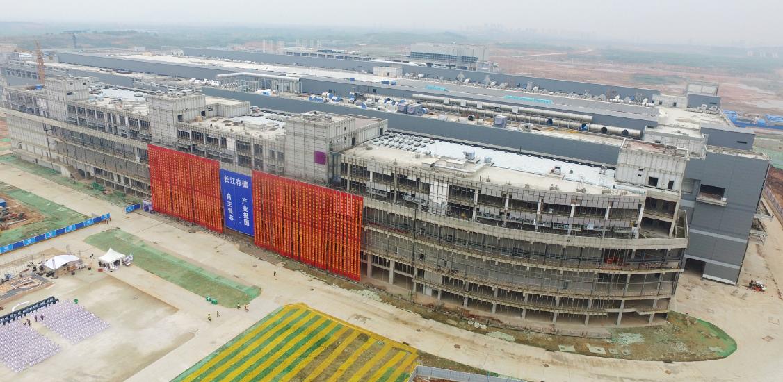 長江存儲:64層NAND年底如期量產!技術差或縮至2年
