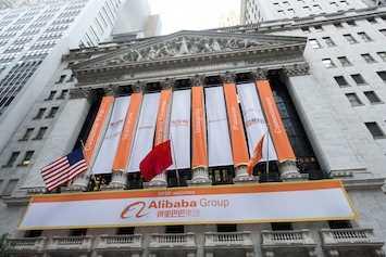 魯比尼示警!阿里巴巴創IPO新低、奇虎波段回檔5成