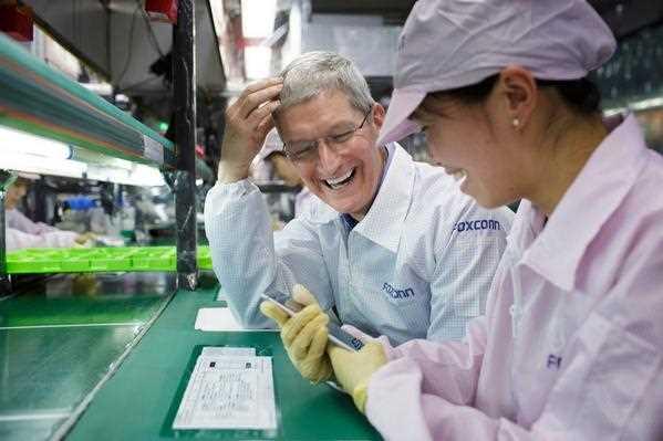 WSJ:愛瘋回美生產是空虛的勝利、蘋果恐失龍頭地位