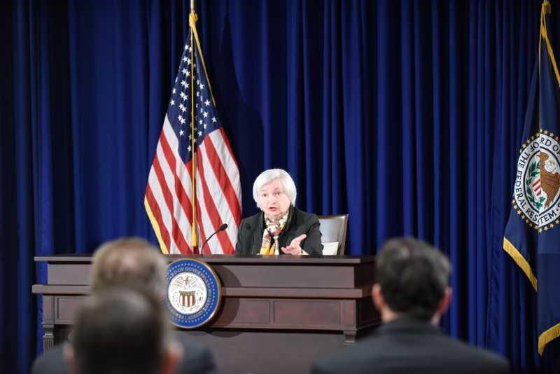《美債》投資人猜FED今年只將升息一次 殖利率跌