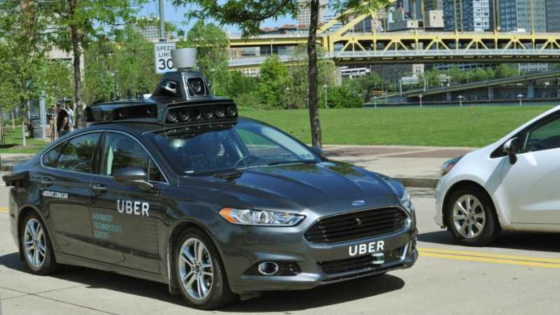 Uber新一代自駕車將與volvo合作 預計2020登場 Moneydj 理財網