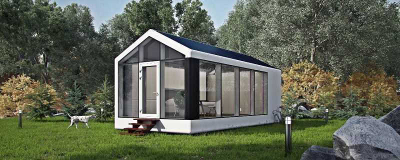 3D列印好神!新房一天内盖好、附独立水电设施