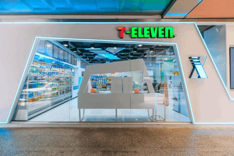 統一超X-STORE 2號店進駐信義區 秀智慧零售科技創新力