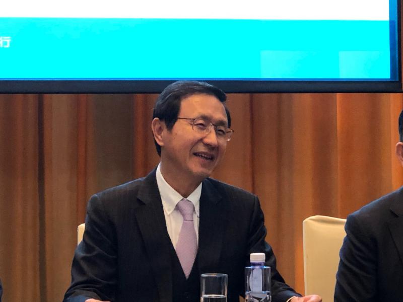 中信銀總座:聚焦跨境金融,深圳分行2年內要賺